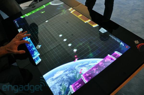 Microsoft покупает Perceptive Pixel, производителя 82 дюймовых сенсорных экранов