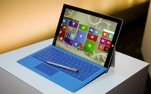 Surface Pro 3 Apple MacBook Air