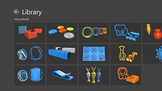 Microsoft выпустила программу 3D печати для массовой аудитории