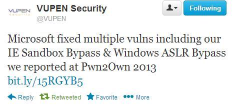 Microsoft выпустили очередной набор обновлений, август 2013