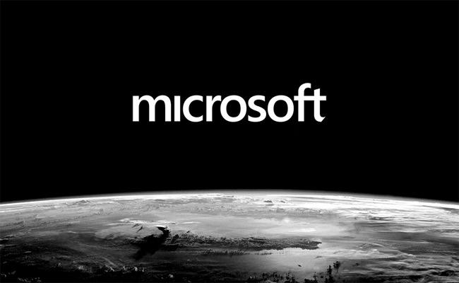Microsoft взяла на работу дизайнера, создавшего футуристический бренд