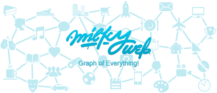 MilkyWeb — Graph of Everything