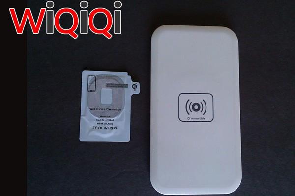 Идея WiQiQi заключается в размещении приемника в пространстве под штатной крышкой устройства