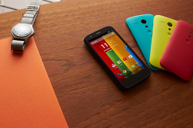 Motorola представила «недорогую альтернативу флагманам»: смартфон Moto G