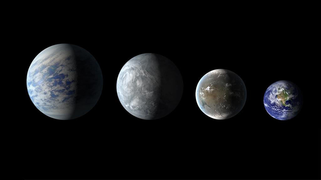 NASA: найдено 715 новых планет, 4 из них могут быть пригодны для жизни