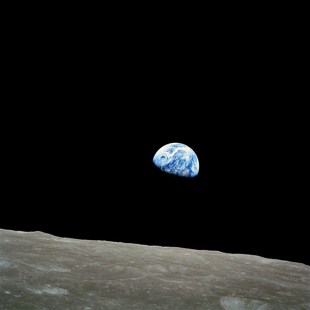 NASA отмечает юбилей одной из наиважнейших фотографий, когда либо снятых человеком
