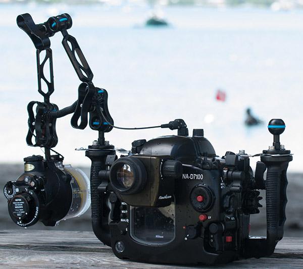 Nauticam предлагает свой вариант подводного бокса для Nikon