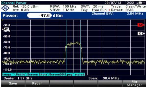 Абонент в зоне покрытия Cel-Fi RS2