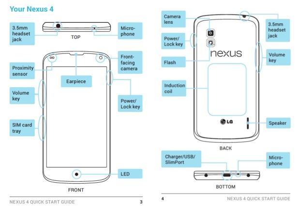 Nexus 4 и беспроводная зарядка