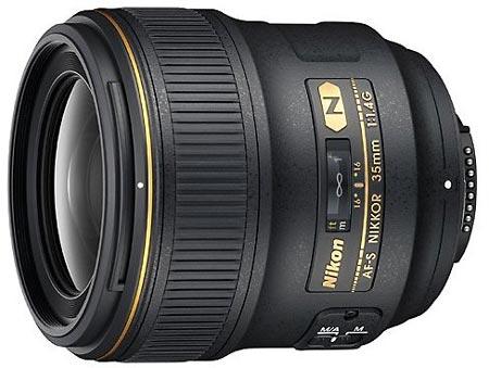Nikon готовит к выпуску объективы AF S Nikkor 35mm f/1.8G и AF S Nikkor 18 55mm f/3.5 5.6G DX VRII
