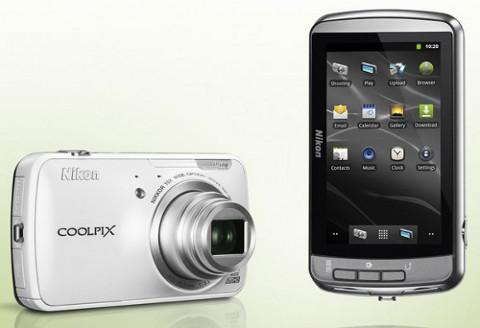 Nikon выпустила фотокамеру под управлением Android