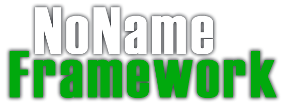 NoName Framework или Как я велосипед изобретал