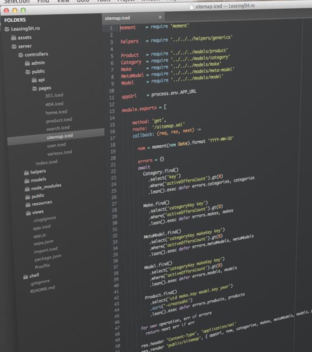 Node.js не подходит для типовых веб проектов