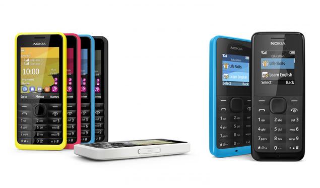 Nokia 105 за 15 евро с фонариком и аккумулятором на месяц