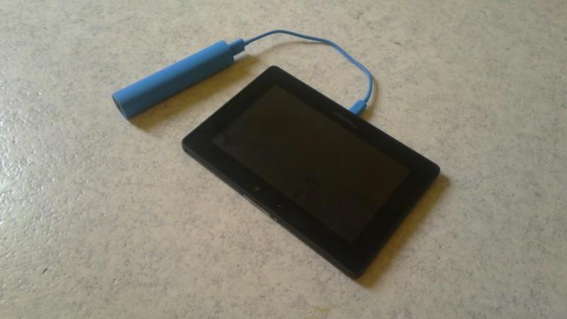 Nokia DC 16 — резервное зарядное устройство