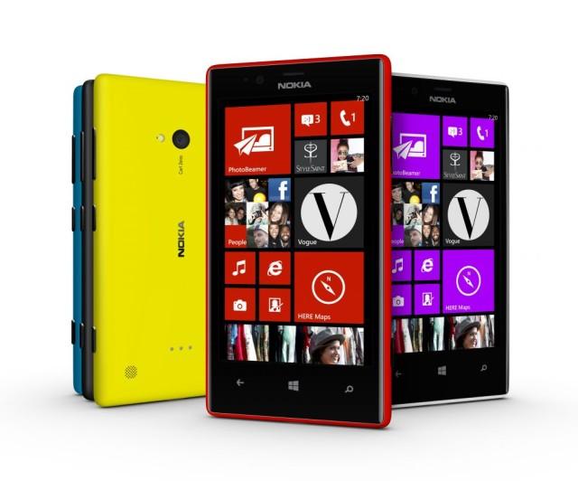 Nokia Lumia 720: 512 мегабайт хватит всем?