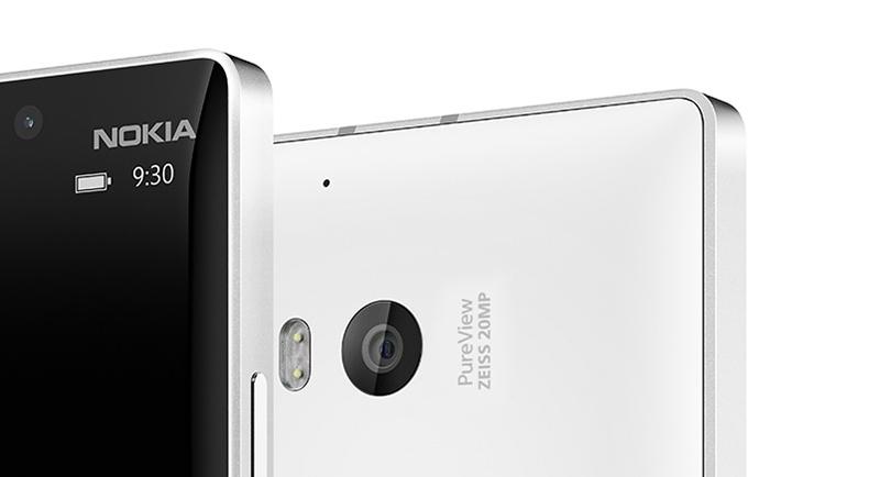 Nokia Lumia 930: флагманский смартфон в деталях