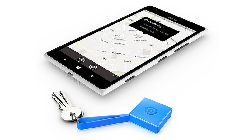 Nokia Treasure Tag: «умные» метки на страже ваших вещей