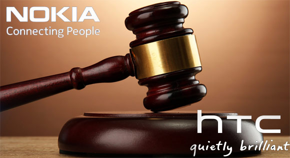 Ранее Nokia одержала победу над HTC в немецком суде
