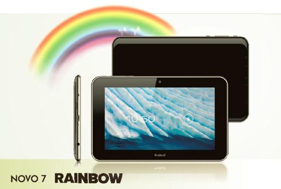 Ainol Novo 7 Rainbow