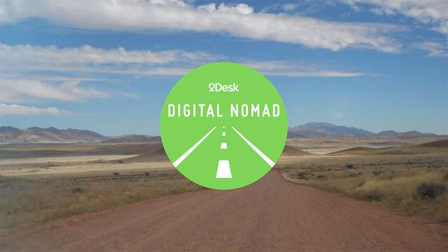 Odesk популяризует понятие Digital nomad