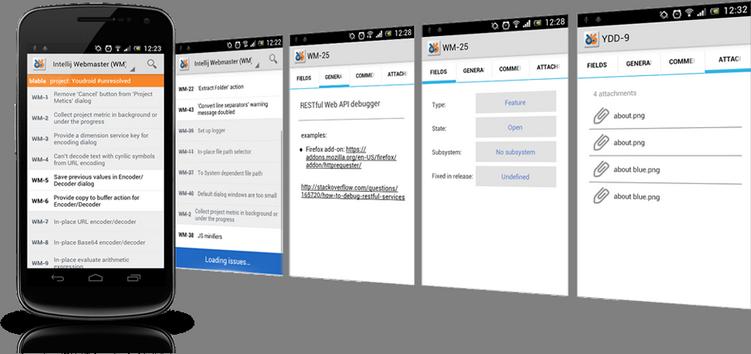 Okie Dokie — первый Android клиент к YouTrack