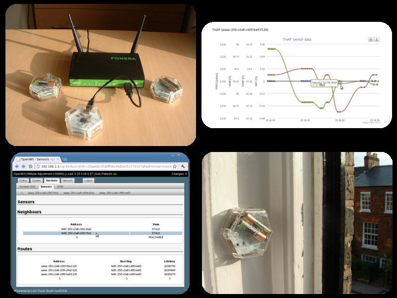 Open Source и беспроводные сенсорные сети у вас дома
