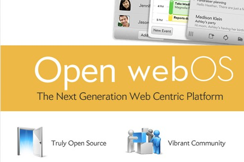 Open webOS Profession Edition — коммерческая версия Open webOS?