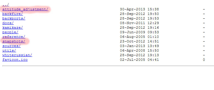 OpenWRT, или что еще можно сделать со своим роутером