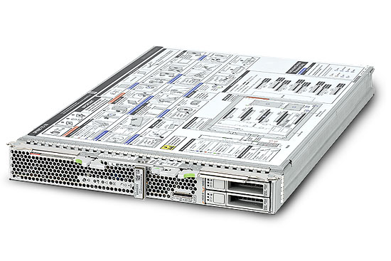 Oracle выпускает серверы SPARC T5 на самых быстрых в мире микропроцессорах