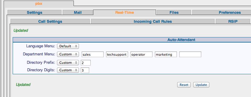 PBX приложения на сервере Communigate Pro. Разбираем простейший пример — приложение для записи контактного телефона клиента