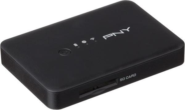 Рекомендуемая розничная цена PNY Wireless Media Reader — 2299 рублей