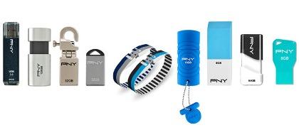 PNY представила новые USB накопители к сезону «Back to School»