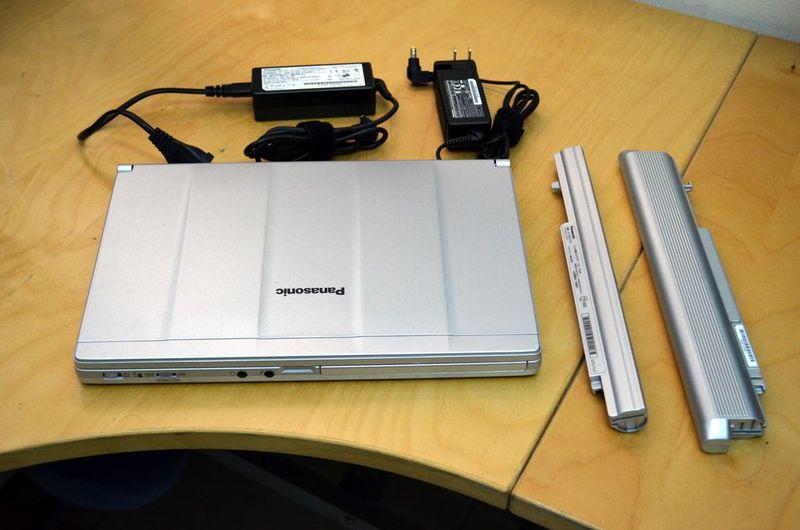 Panasonic Toughbook CF NX2 Lets Note личные впечатления