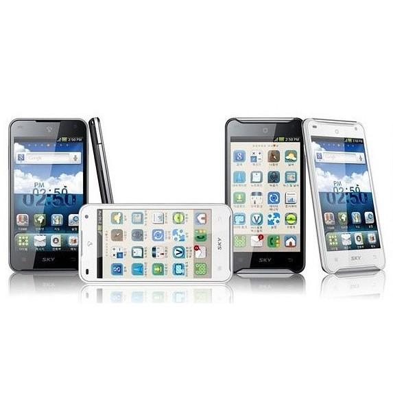 Pantech выпускает смартфон с керамическим корпусом