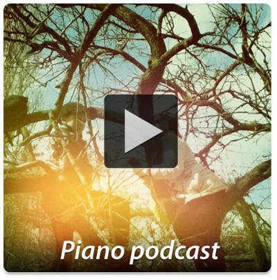 Piano podcast — spring atmosphere