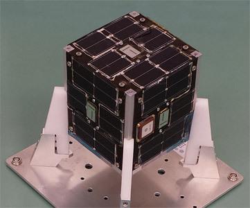PolyITAN 1 — первый украинский наноспутник на орбите