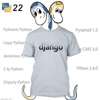 Python digest #22. Новости, интересные проекты, статьи и интервью [7 апреля 2014 — 13 апреля 2014]