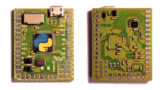 Python для микроконтроллеров