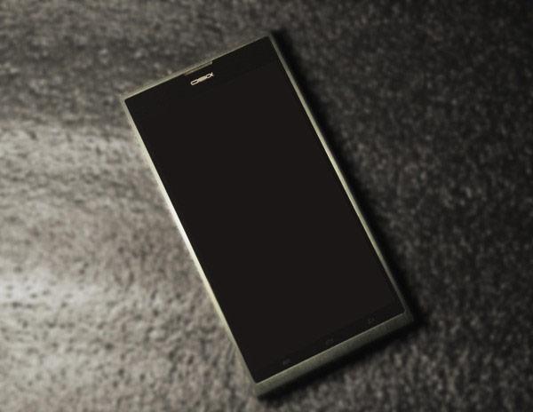 Вся информация в смартфоне Quasar IV шифруется