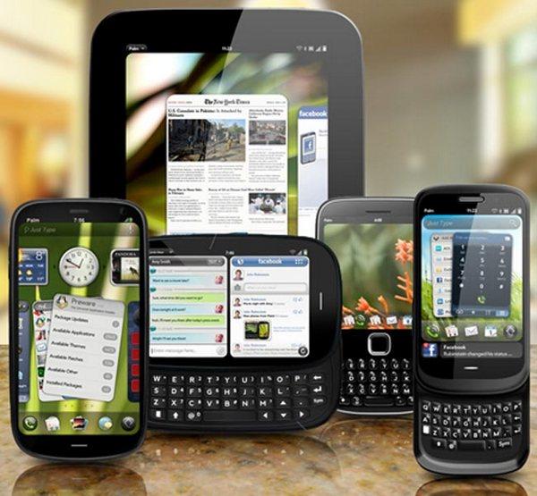 Qualcomm HP патенты