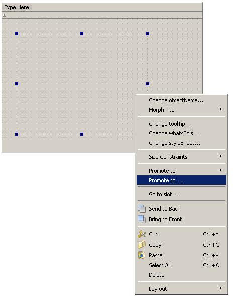 Qwt и Qt Creator. Часть 3: график как элемент Designer Form