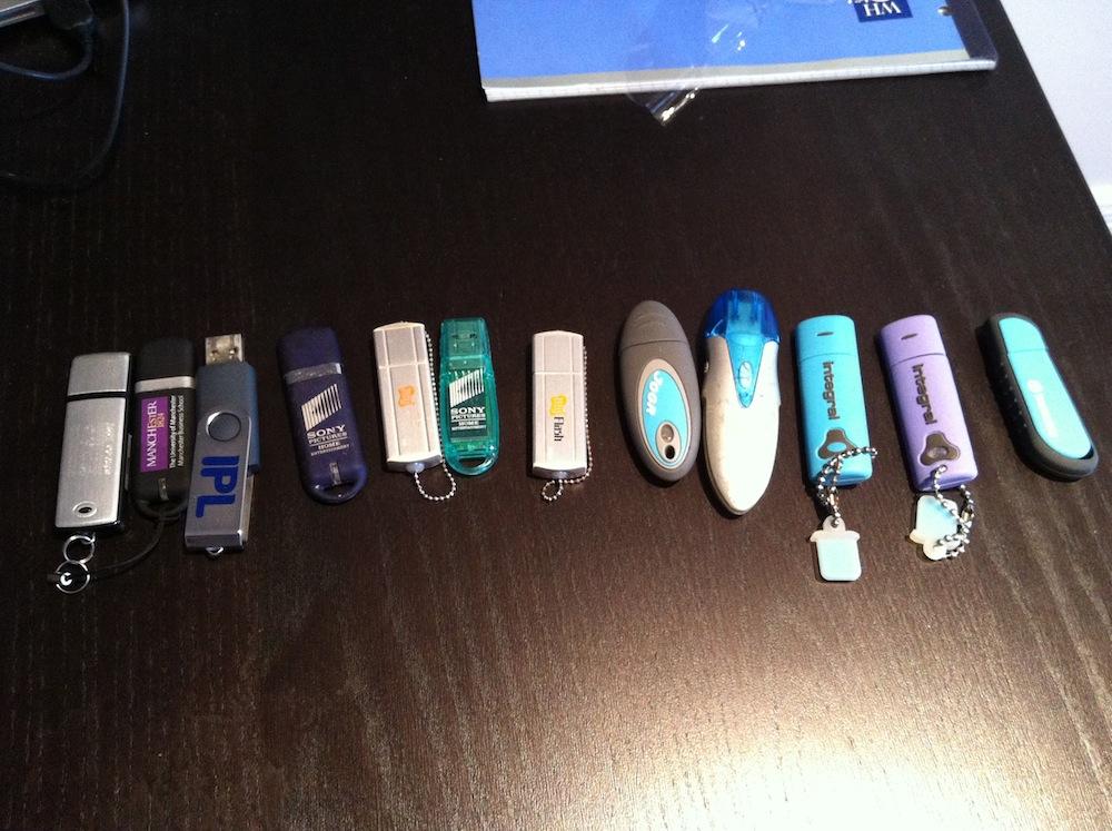 RAID из USB флешек