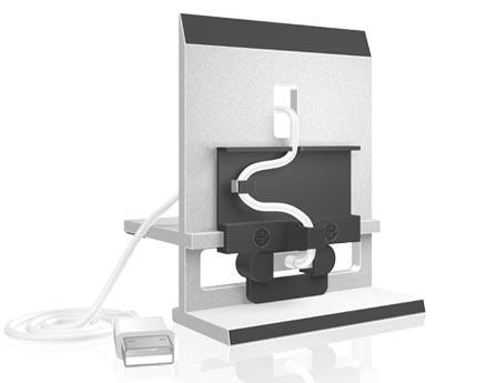 RaidSonic Icy Box IB-i003 — док для iPhone, iPad и iPod