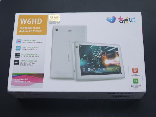 Ramos W6HD — замена паладину или планшет за $100