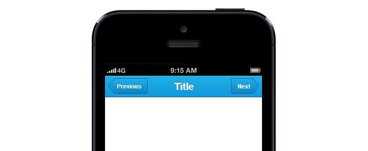 Ratchet — быстрое прототипирование мобильных приложений на HTML, CSS и JS