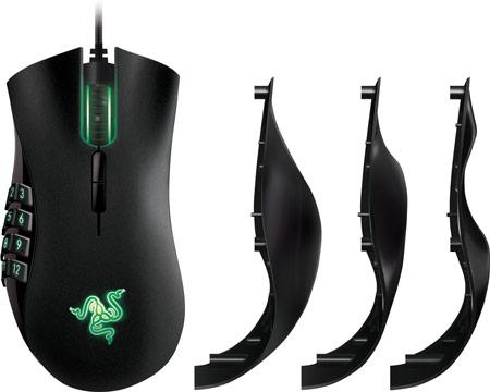 Razer обновляет мышь Naga с 17 кнопками, предназначенную для MMO-игр