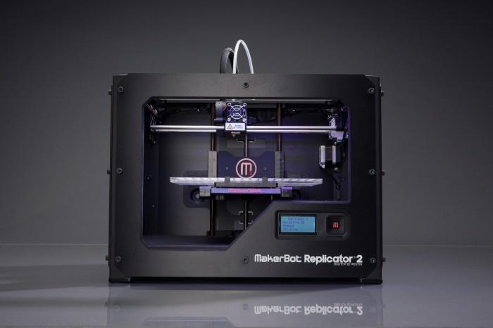 Replicator 2: самый совершенный десктопный 3D принтер