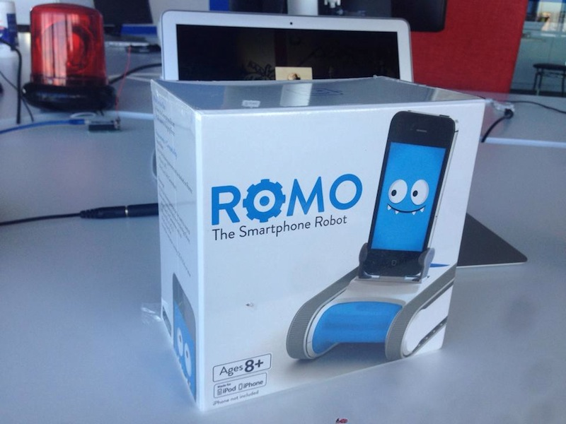 Romo: домашний питомец