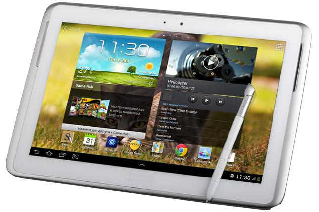 Samsung Galaxy Note 10.1: цифровой холст